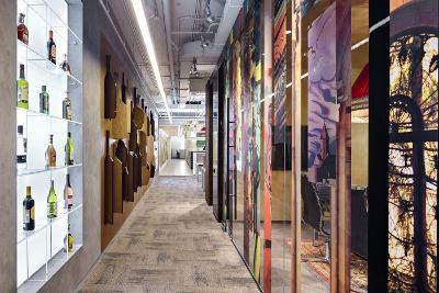 Стиль офисного интерьера — индикатор успешности фирмы