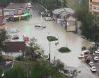 Наводнение в Туапсе октябрь 2018 видео: погибшие, плавающие автомобили, фото