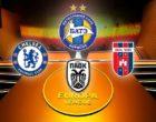 «Челси» против БАТЭ. Лига Европы
