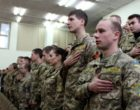 Випускникам луцького університету присвоїли офіцерські звання