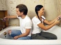 Как подготовиться к ремонту в ванной комнате